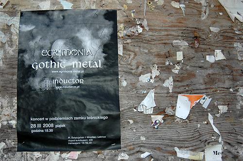 Egrimonia plakat