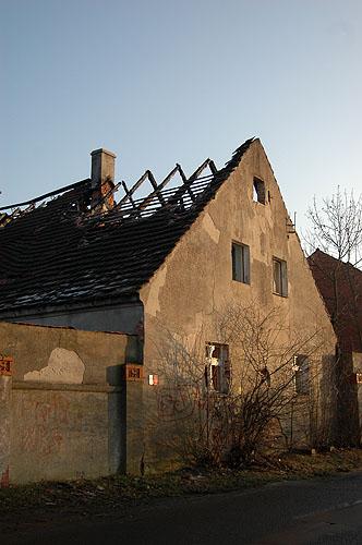Spalony dom 1