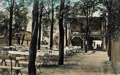 11 Dtsch. Lissa : Fuhrmann's Garten Etablissement.