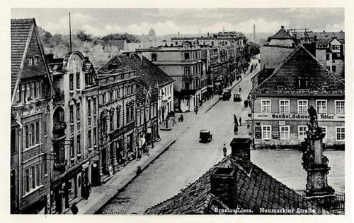 12 Breslau-Lissa. Neumarkter Strasse.