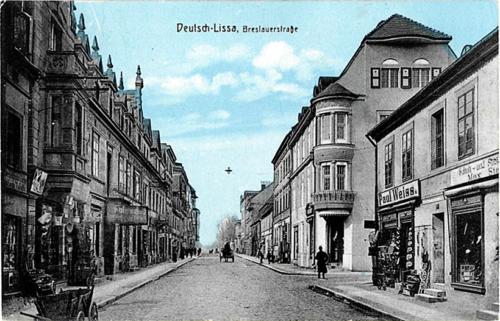 19 Deutsch-Lissa. Breslauerstrasse.