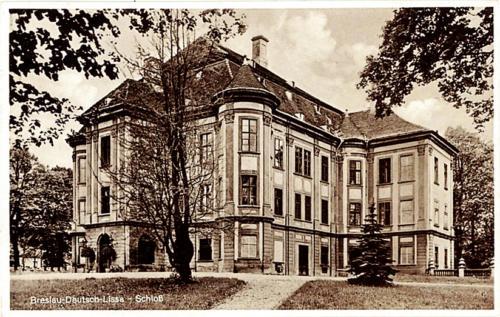 29 Breslau-Deutsch-Lissa. Schloss.